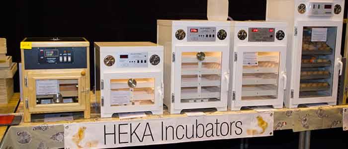 HEKA Incubators
