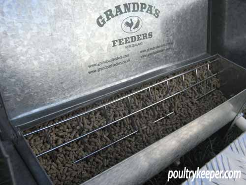 Grandpas Feeder