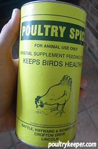 Poultry Spice