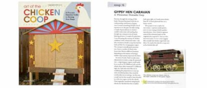 Art of the Chicken Coop Book Review