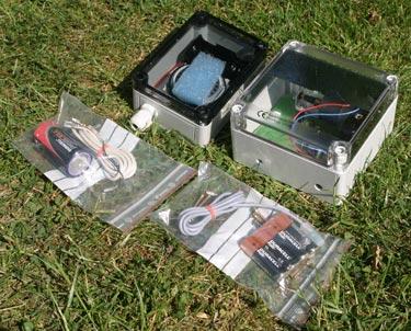 Automatic Door Opener Electronics