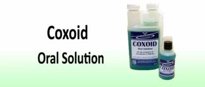Coxoid Oral Solution