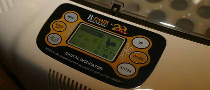 RCOM 20 Incubator Review