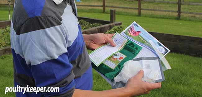 Worm Count Kit Contents