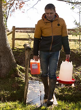 Carrying Water and ACV