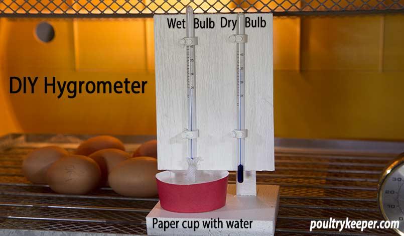 DIY Hygrometer