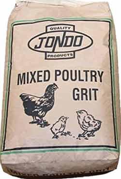 Jondo poultry grit